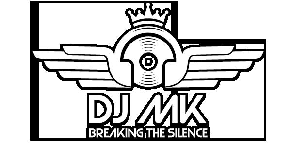 DJ MK – Wedding DJ Logo